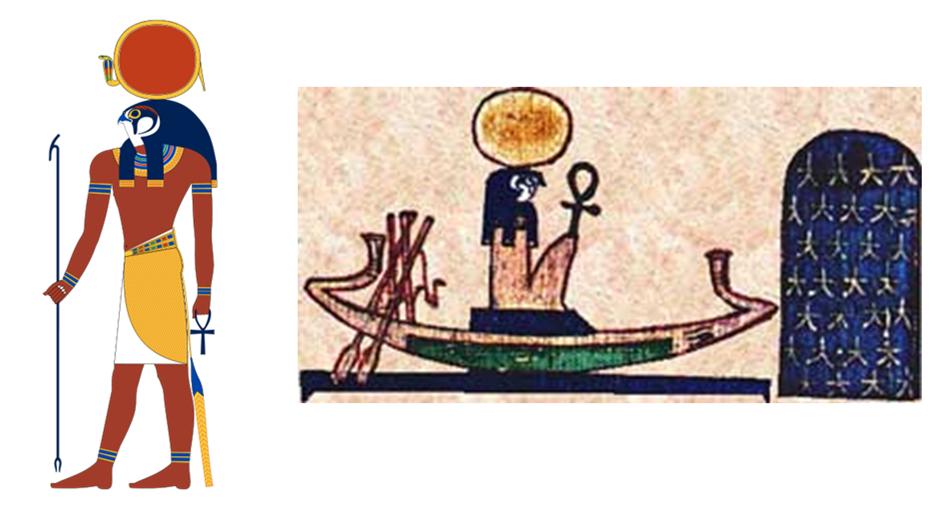 ra egyptisk gud
