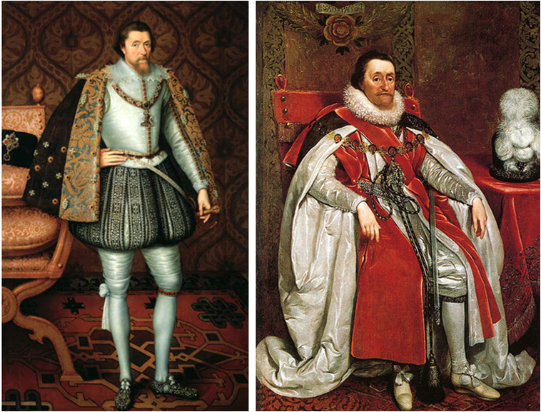james i of england and macbeth Macbeth (ca 1606) was written soon after the accession of james i of england and vi of scotland to the throne of a united kingdom, and addresses issues of succession, ideas of kingship (including the divine right of kings) and the role of the monarch, all topics on which james had published works.