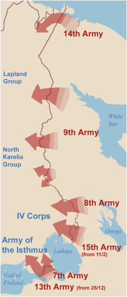 angrepet på sovjet