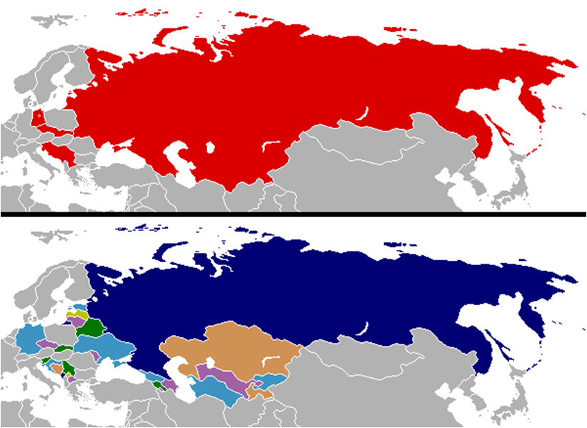 a history of the cold war between the western countries and the union of soviet socialist republics The soviet union and d tente of the 1970s the sino-soviet conflict and the us-chinese rapprochement) and unique offers made by western countries to the kremlin smoothed the way gorbachev and the end of the cold war: perspectives on history and personality v zubok cold war history.