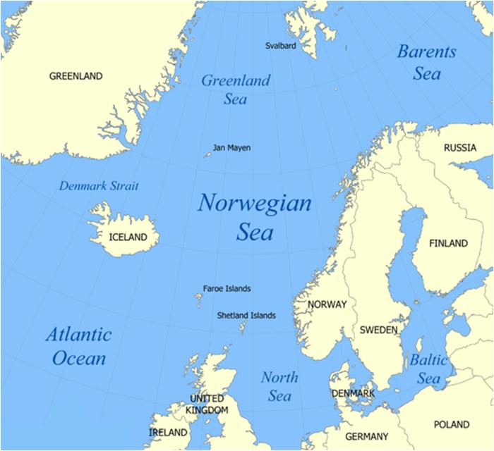 verdens hav kart Europa   Hav verdens hav kart
