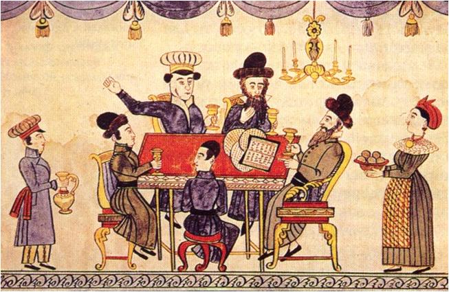 historien til jødedommen