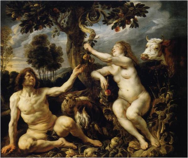Image result for eva sitt eple kunst