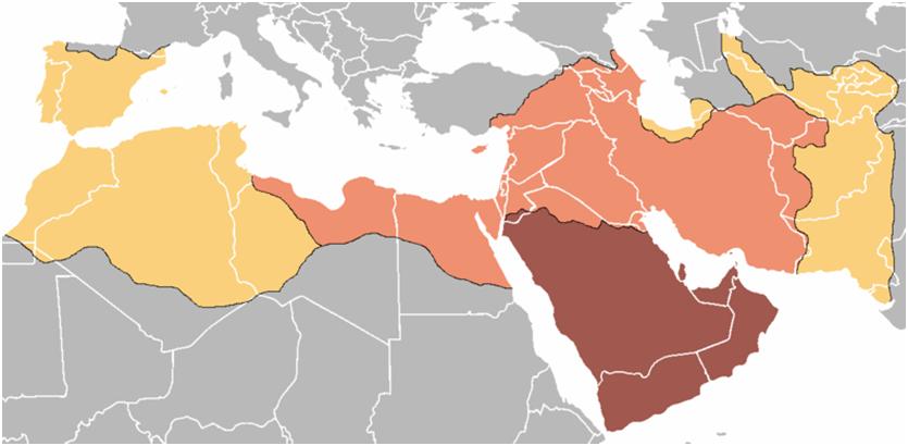 det arabiske kalifatet