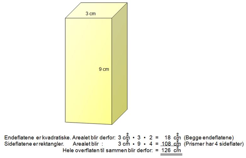 omkrets av trekant oppgaver