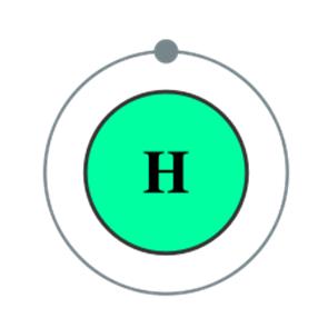 اتم هیدروژن