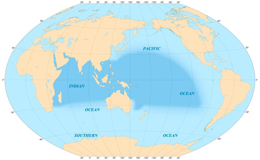 verden under havet global oppvarming