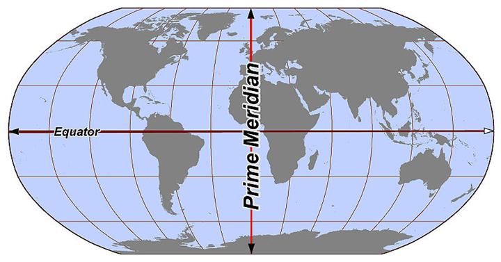 ekvator kart Verdensrommet   Jorda.aa ekvator kart